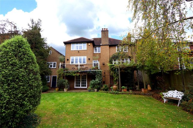 Thumbnail Detached house for sale in Lauderdale Road, Hunton Bridge, Kings Langley