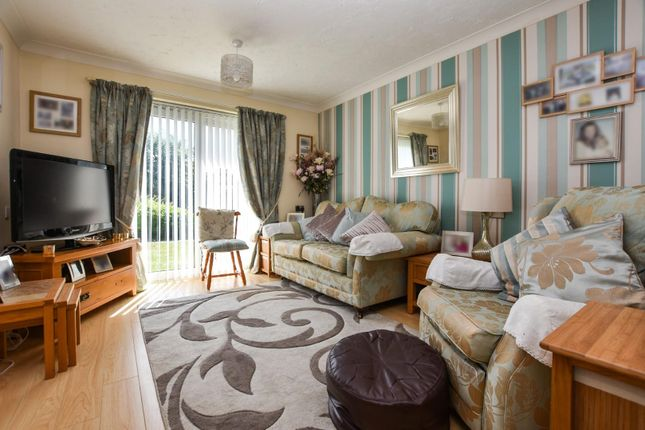 Thumbnail Bungalow for sale in Oaksmere Gardens, Evesham Close, Ipswich