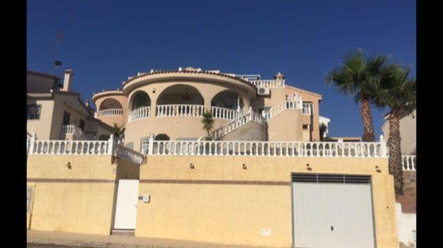 Street Map Of Quesada Spain.4 Bed Villa For Sale In Ciudad Quesada Alicante Spain Zoopla