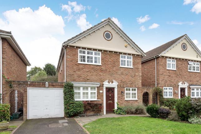 Thumbnail Detached house to rent in Perry Hall Road, Orpington