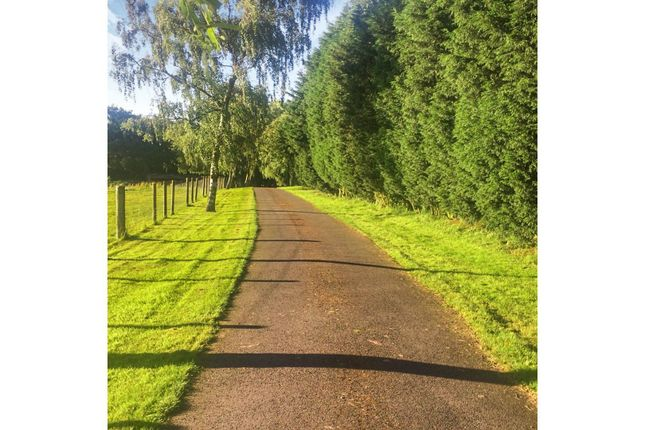 Gated Driveway of Oxton Hill, Southwell NG25