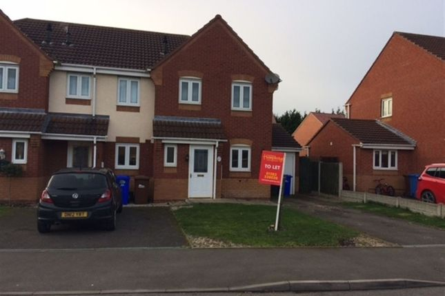 Thumbnail Property to rent in Bramling Cross Road, Burton Upon Trent, Staffordshire