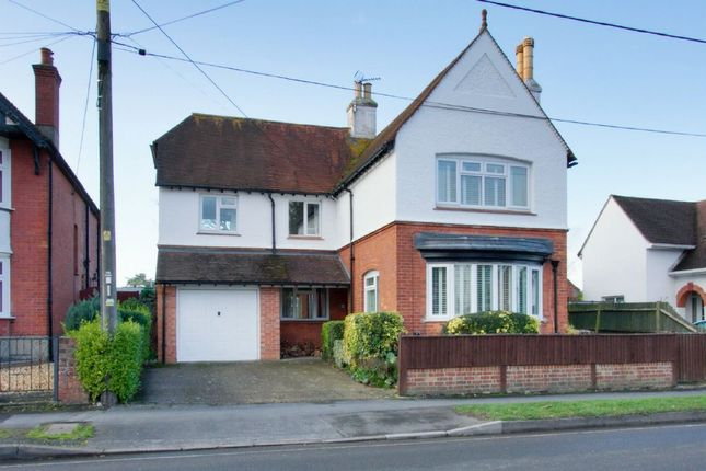Thumbnail Detached house for sale in The Avenue, Andover