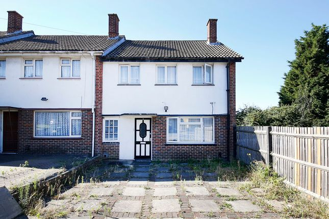 Thumbnail End terrace house for sale in The Lawns, Upper Norwood