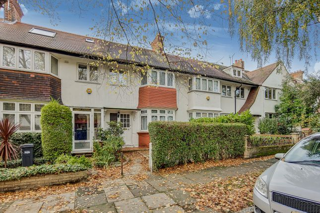 Thumbnail Terraced house to rent in Park Drive, Acton