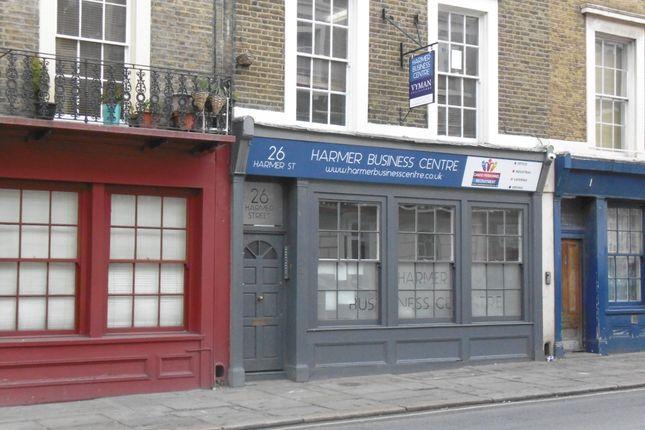 Thumbnail Office to let in Harmer Street, Gravesend, Kent
