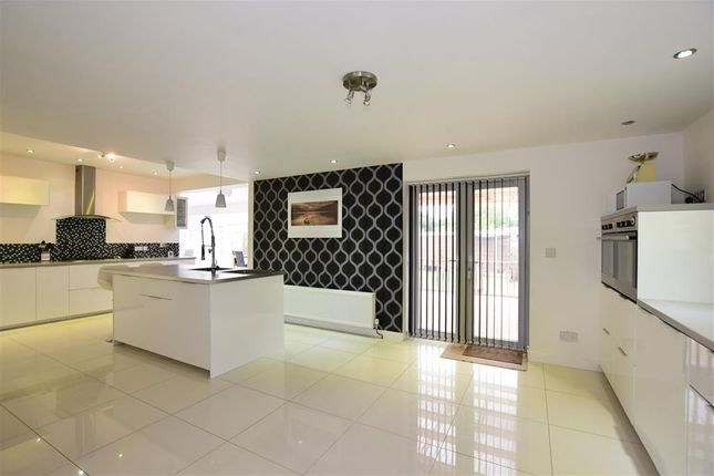 Thumbnail Semi-detached house for sale in Arterial Road, Wickford, Essex