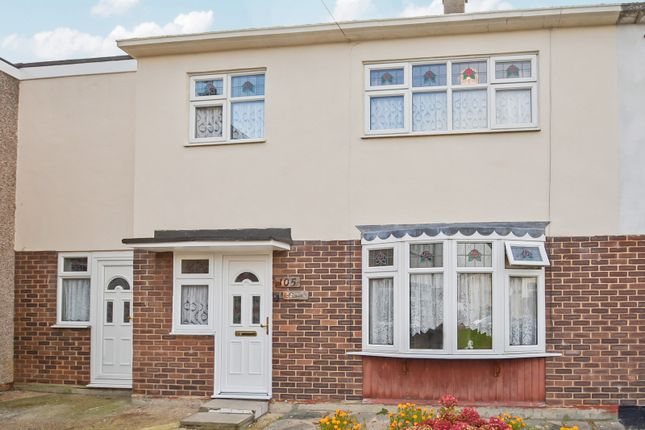 Thumbnail End terrace house for sale in Crouch Avenue, Barking