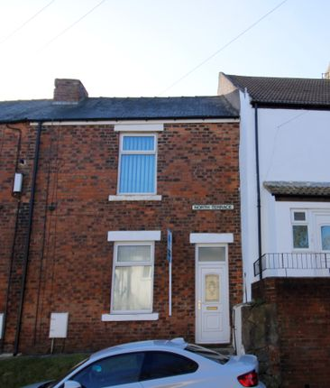 2 bed terraced house for sale in North Terrace, Easington Village, Peterlee SR8