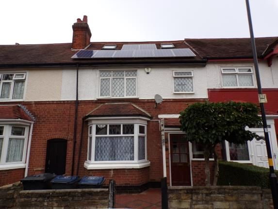 Thumbnail Terraced house for sale in Phipson Road, Sparkhill, Birmingham, West Midlands