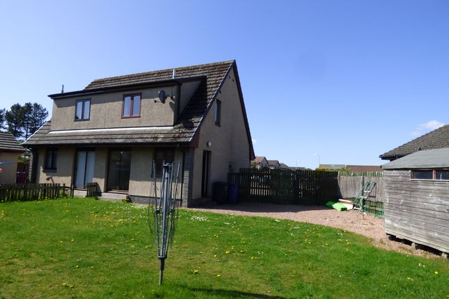 Thumbnail Semi-detached house for sale in Tommy Armour Place, Carnoustie