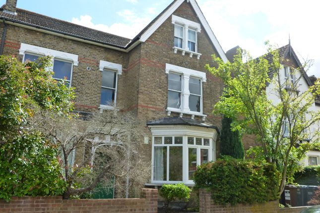 Thumbnail Flat to rent in Campden Road, South Croydon