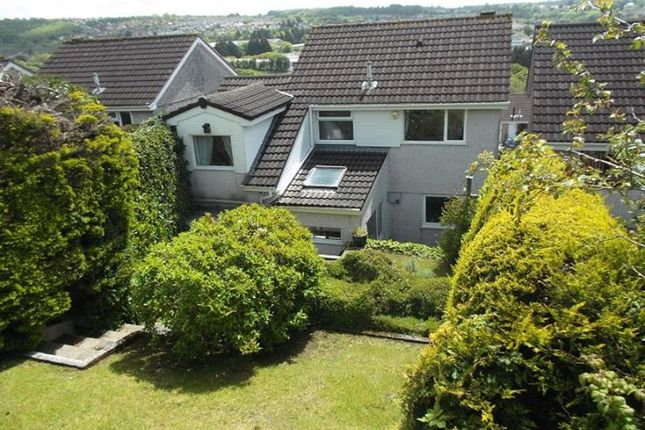 Thumbnail Link-detached house for sale in Elford Crescent, Plympton, Plymouth