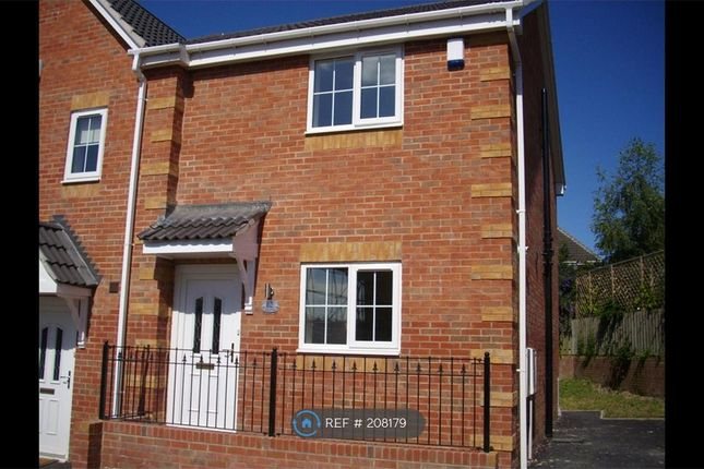 Thumbnail Semi-detached house to rent in Parklands View, Sheffield
