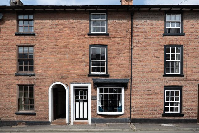 Thumbnail Terraced house for sale in Llanidloes, Powys