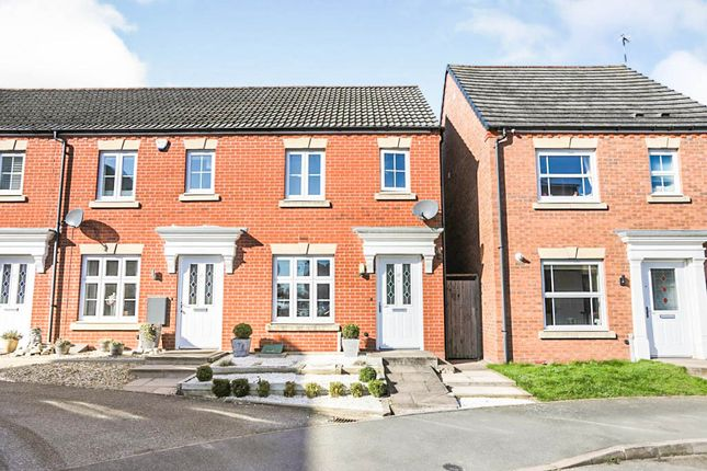End terrace house for sale in Bremridge Close, Barford, Warwick
