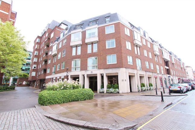 Thumbnail Flat to rent in Ebury Street, Westminster