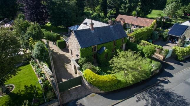 Thumbnail Detached house for sale in Main Road, Heath, Chesterfield, Derbyshire
