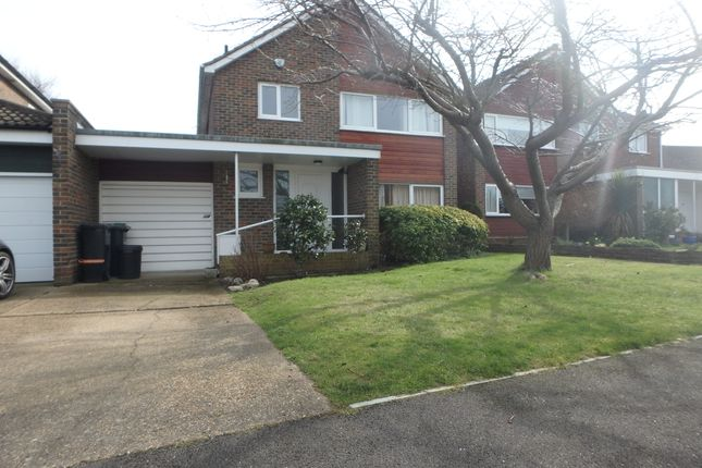 Thumbnail Semi-detached house to rent in Farmcroft, Northfleet, Gravesend