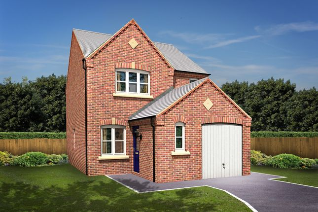 Thumbnail Semi-detached house for sale in Rectory Lane, Standish, Greater Manchester