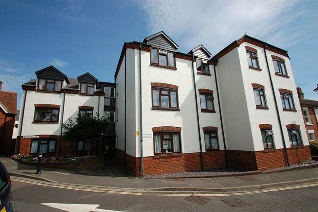 Thumbnail Flat for sale in Alverstoke Court, Church Road, Gosport
