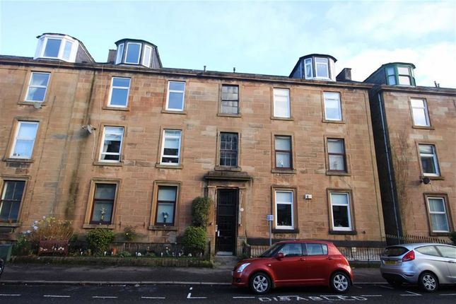Thumbnail Flat for sale in Brisbane Street, Greenock