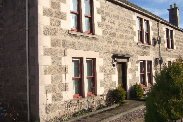 Thumbnail Flat for sale in Pansport Place, Elgin