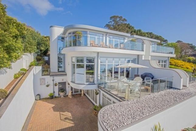 Thumbnail Detached house for sale in Ilsham Marine Drive, Torquay