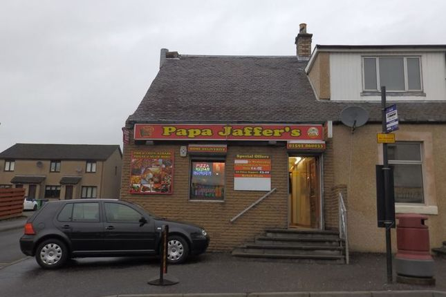 Thumbnail Retail premises to let in Main Street, Crosshill, Lochgelly