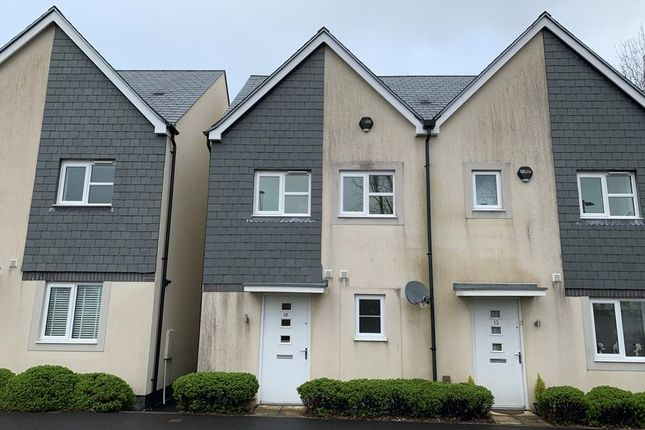 Thumbnail Semi-detached house to rent in Olympic Way, Plymouth