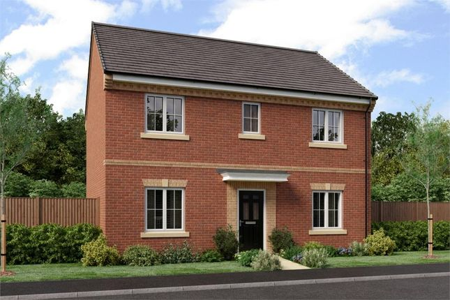 """Thumbnail Detached house for sale in """"Buchan"""" at Coppull Enterprise Centre, Mill Lane, Coppull, Chorley"""