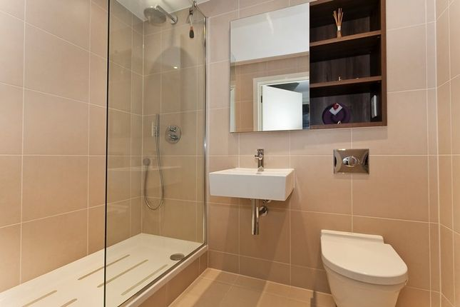 Shower Room of Building 10 West Carriage Hse, Royal Carriage Mews N, London SE18