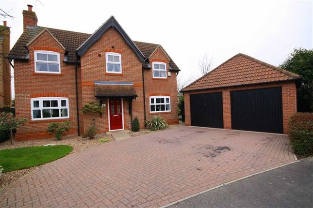 Thumbnail Detached house for sale in Southgate, Retford, Nottinghamshire