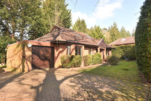 Thumbnail Detached bungalow for sale in Potter Street Hill, Pinner Hill, Middlesex