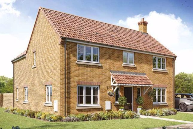 4 bed detached house for sale in The Oaklawn, Eastrea Road, Whittlesey, Peterborough PE7