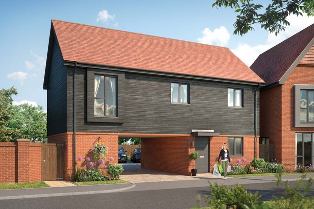 Thumbnail Flat for sale in Plot 3 - The Iver, Crowthorne