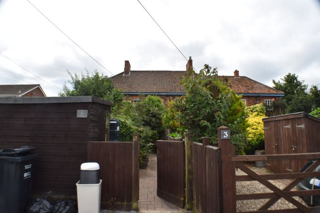 Thumbnail Terraced house to rent in Four Forks, Spaxton, Bridgwater