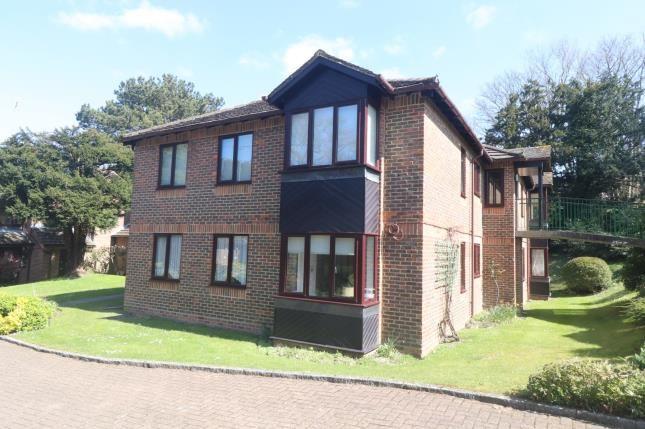 Front of Roseneath Court, Greenwood Gardens, Caterham, Surrey CR3