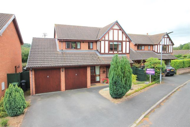 Thumbnail Detached house for sale in Lewis Way, Peterchurch, Hereford