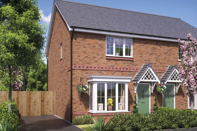 3 bedroom semi-detached house for sale in Silkin Green, Hinkshay Road, Telford