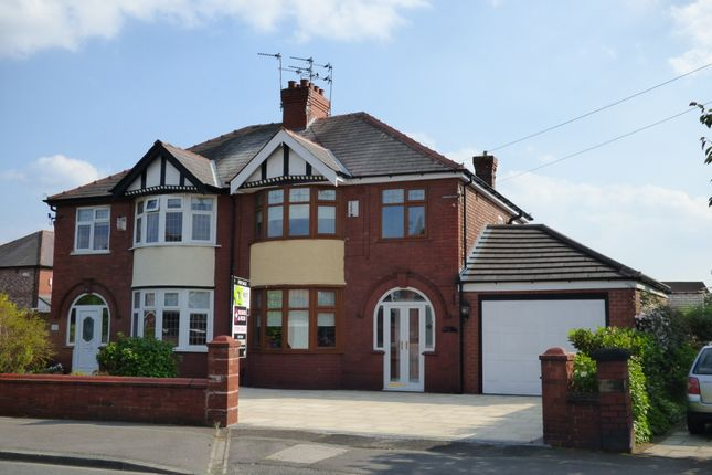 3 bed semi-detached house for sale in Kiln Lane, Eccleston