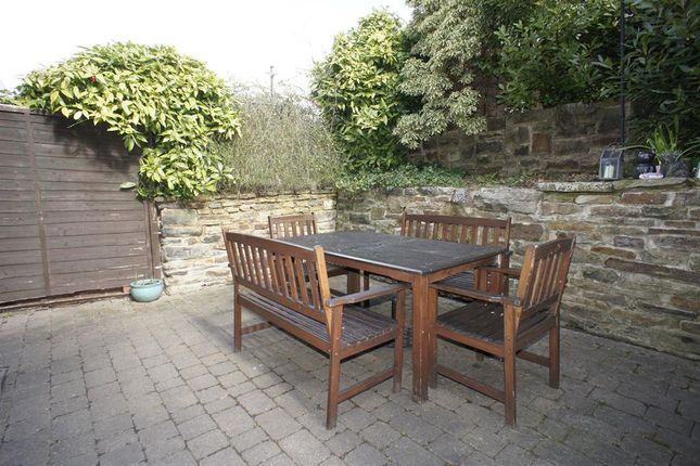 Seating Area of Welbeck Road, Walkley, Sheffield S6