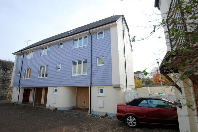 Thumbnail End terrace house to rent in Barrack Street, Devonport, Plymouth