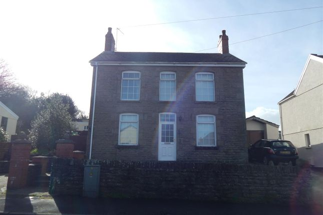 Thumbnail Detached house for sale in Cefn Road, Glais, Swansea