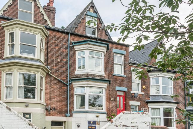 4 Bed Terraced House For Sale In Edgefield Road Sheffield