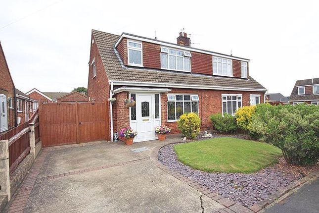 3 bed semi-detached house for sale in Robert Close, Immingham DN40