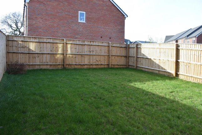 Rear Garden of Furnace Lane, Castle Gresley, Swadlincote DE11
