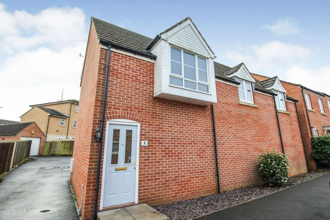 Thumbnail Detached house for sale in Bramley Copse, Bristol