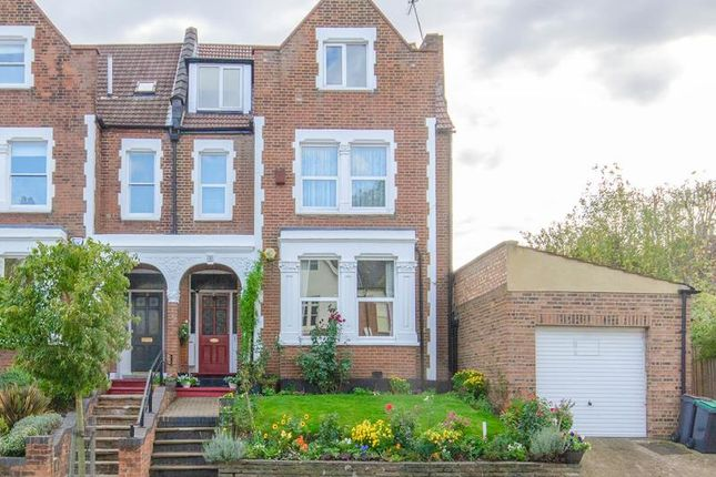 Thumbnail Semi-detached house for sale in Onslow Gardens, London