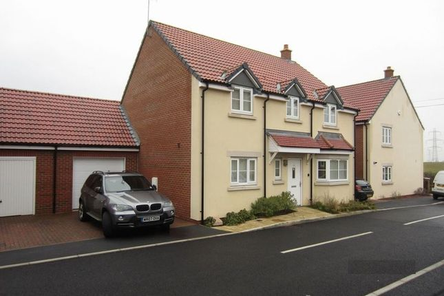 Thumbnail Detached house for sale in John St. Quinton Close, Stoke Gifford, Bristol